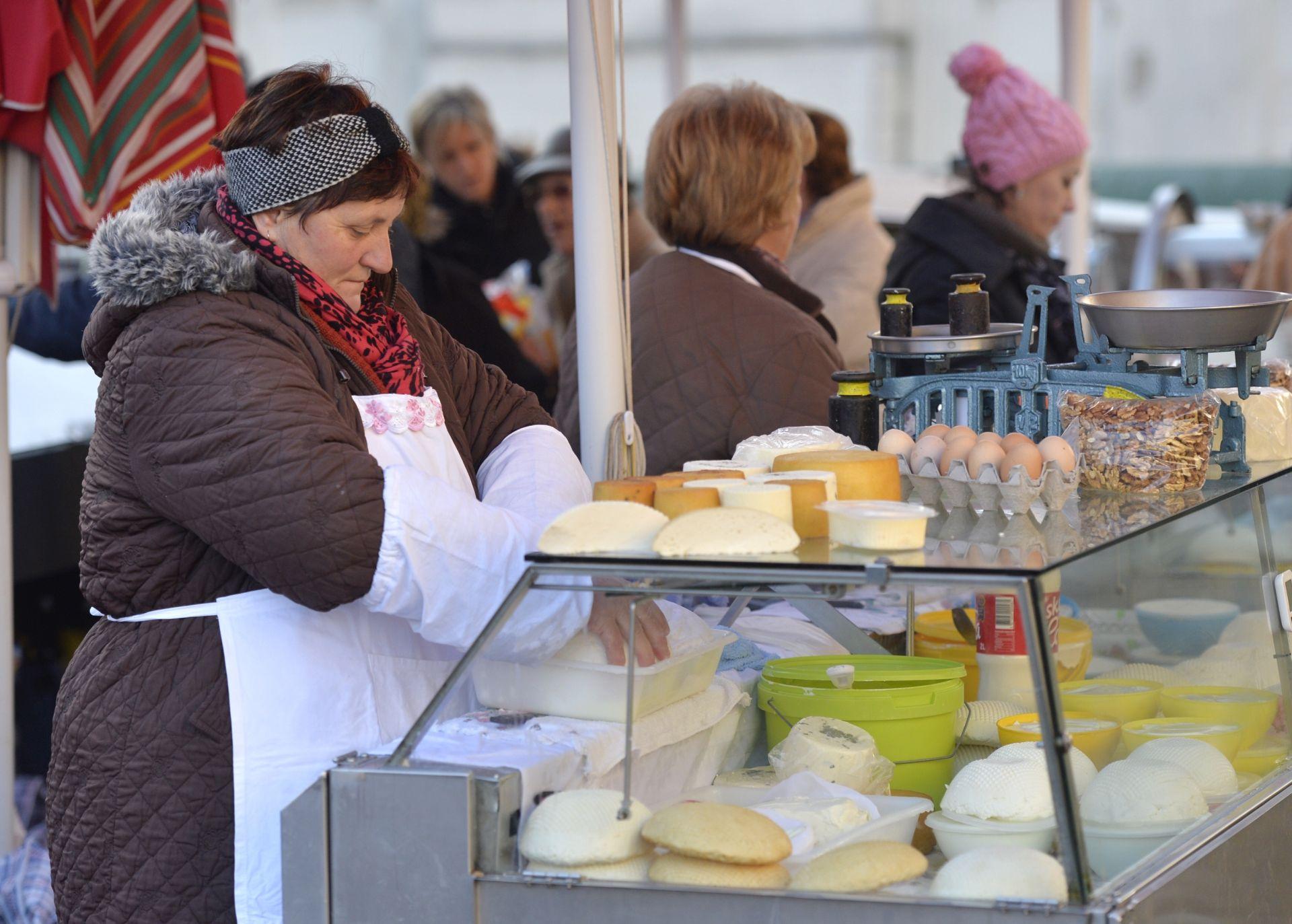 Hrvatskim mljekarima 1,5 milijun eura iz europskog proračuna i još toliko iz nacionalnog