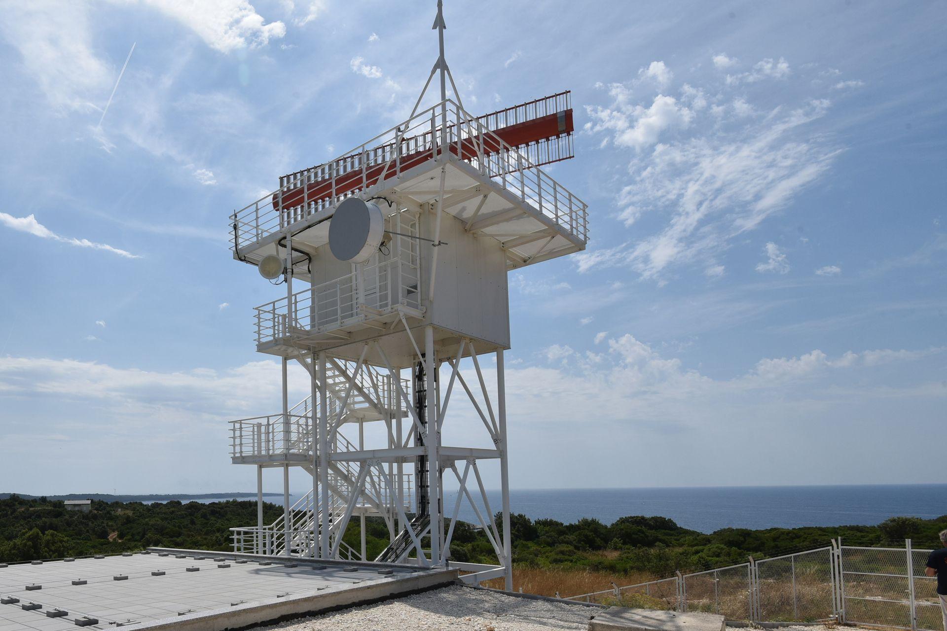 VRIJEDNA INVESTICIJA: Radar Monte Kope za veću sigurnost i više turista