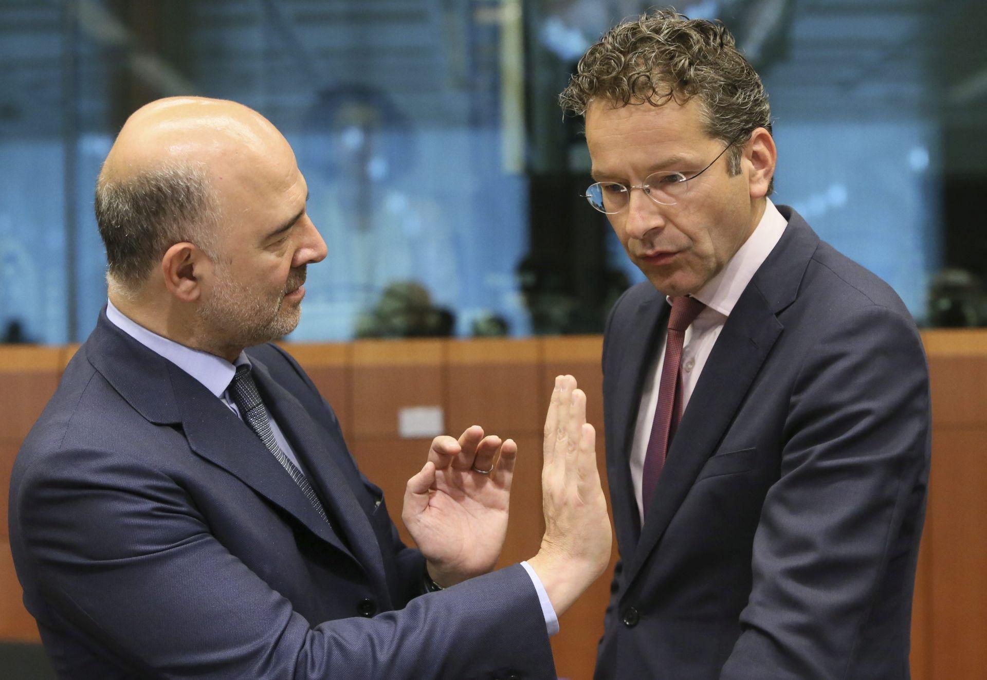 """Europski povjerenik traži """"nula sankcija"""" za Španjolsku i Portugal"""