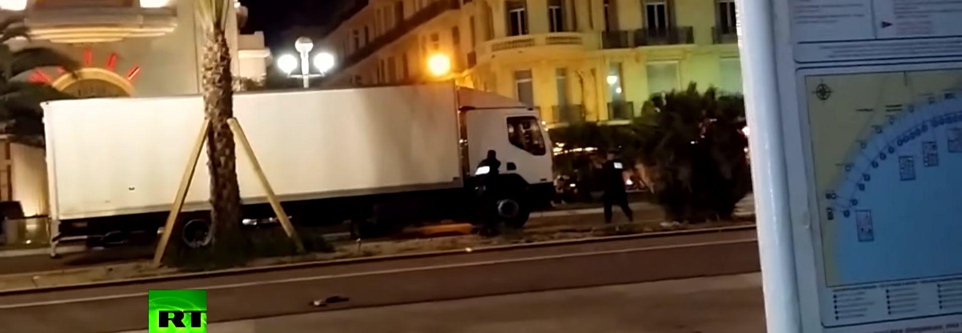 VIDEO: Objavljena snimka trenutka u kojem francuska policija ubija vozača kamiona
