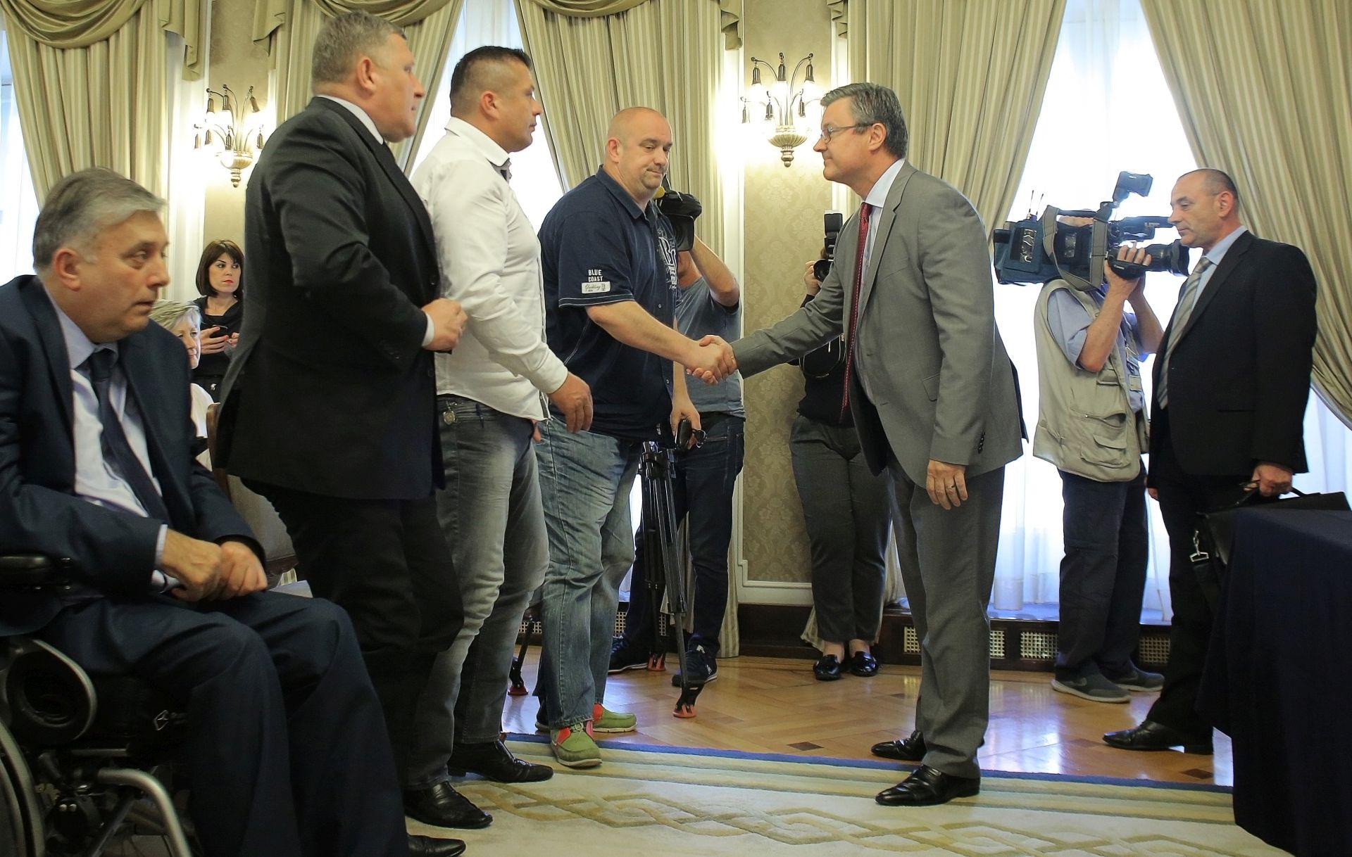 NAKON OTVORENIH POGLAVLJA: Orešković očekuje od Srbije da poštuje dogovorena stajališta