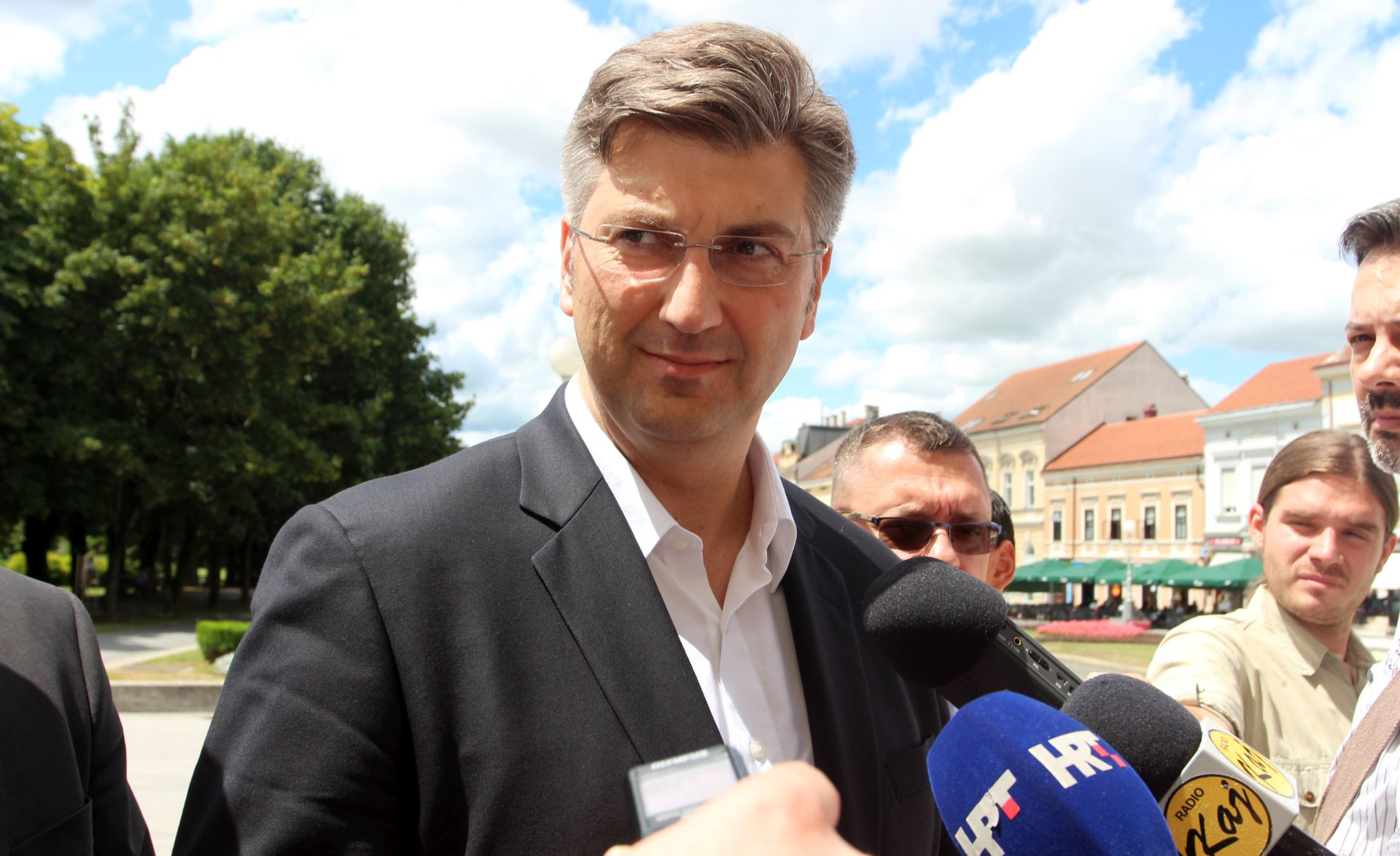PLENKOVIĆ JEDINI KANDIDAT: HDZ u nedjelju bira predsjednika