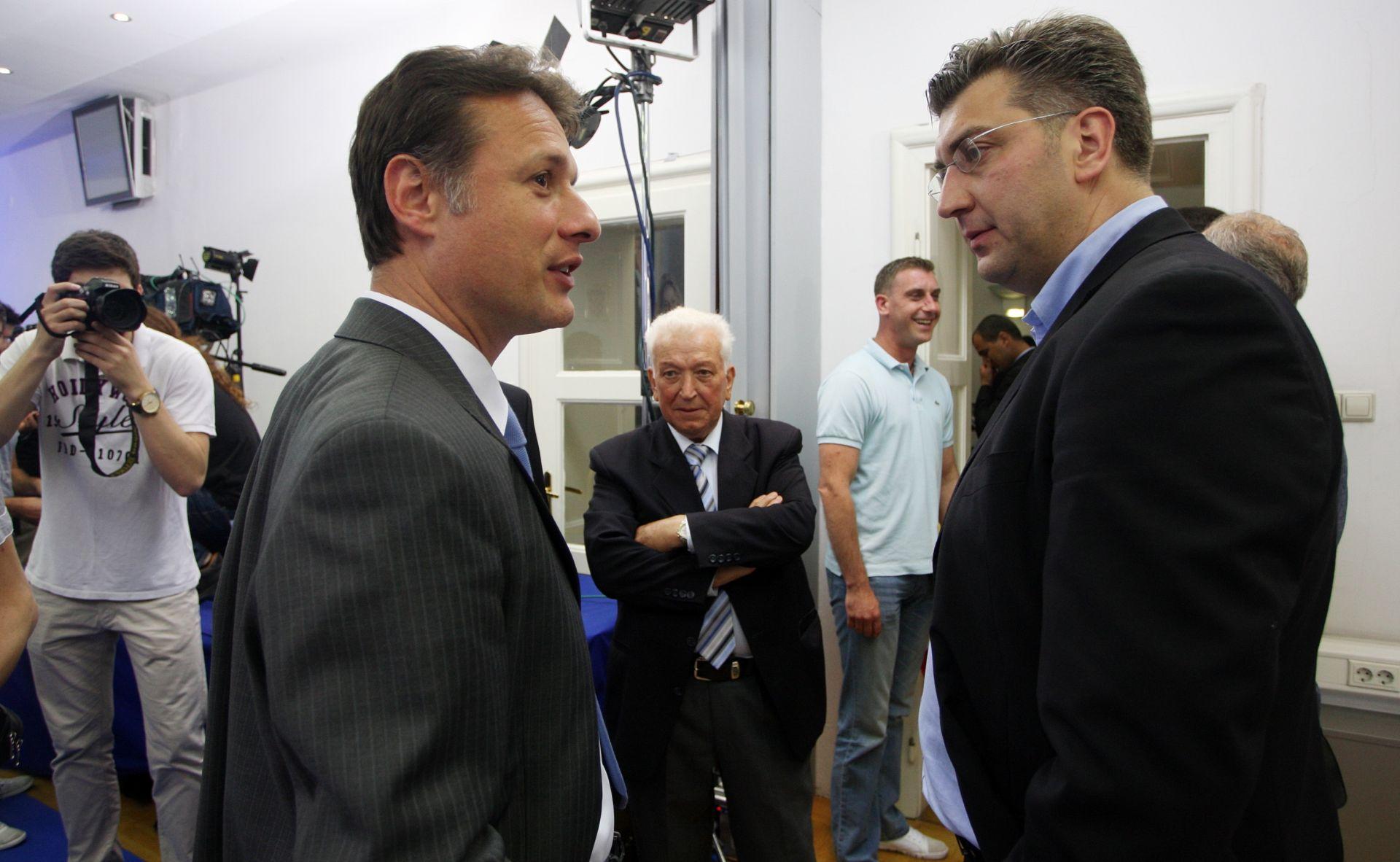 PREDSJEDNIŠTVO HDZ-a: Jandroković novi glavni tajnik, Stier politički, a Kovač ostaje međunarodni tajnik