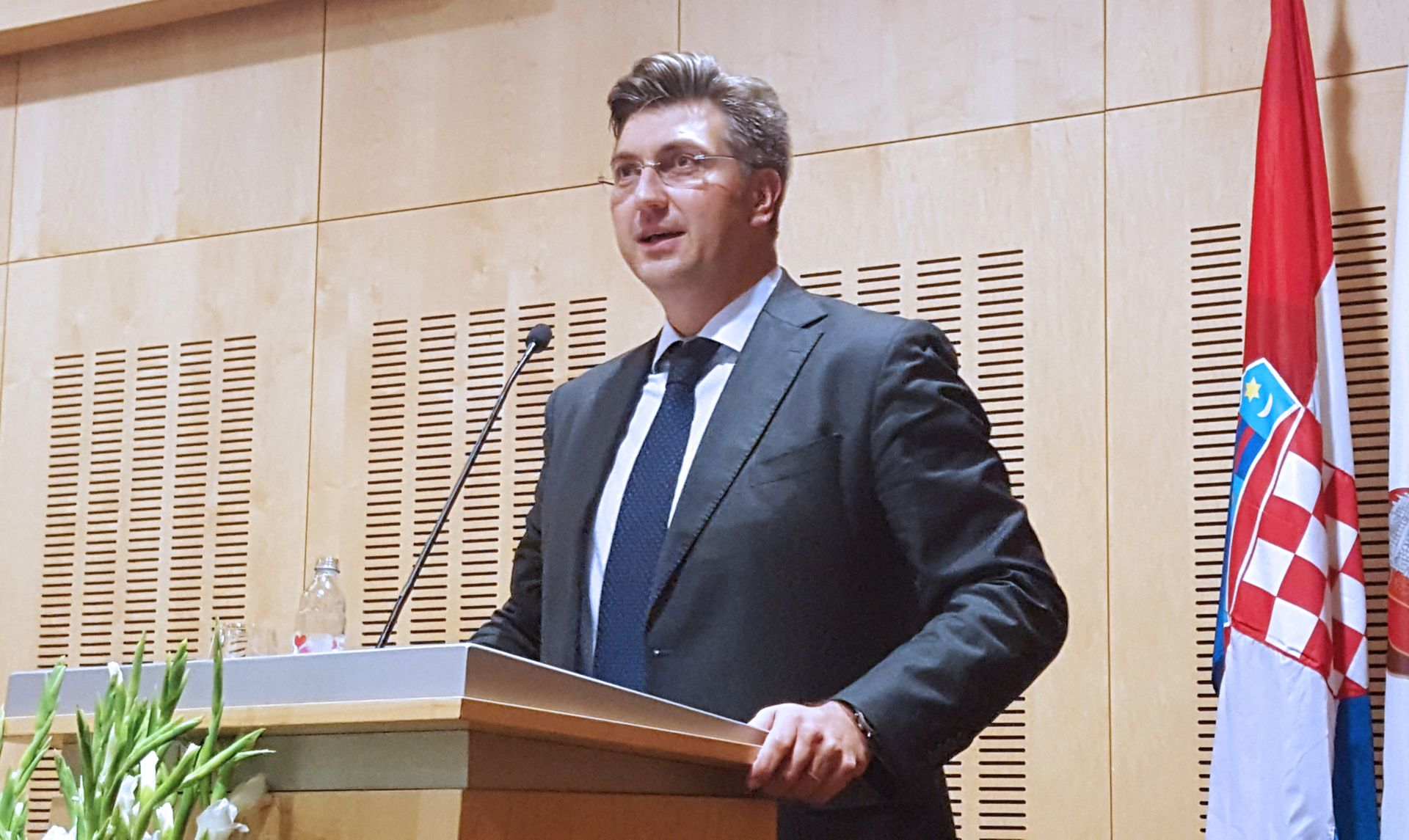 Plenković otvoren za suradnju sa svim dosadašnjim članovima Domoljubne koalicije