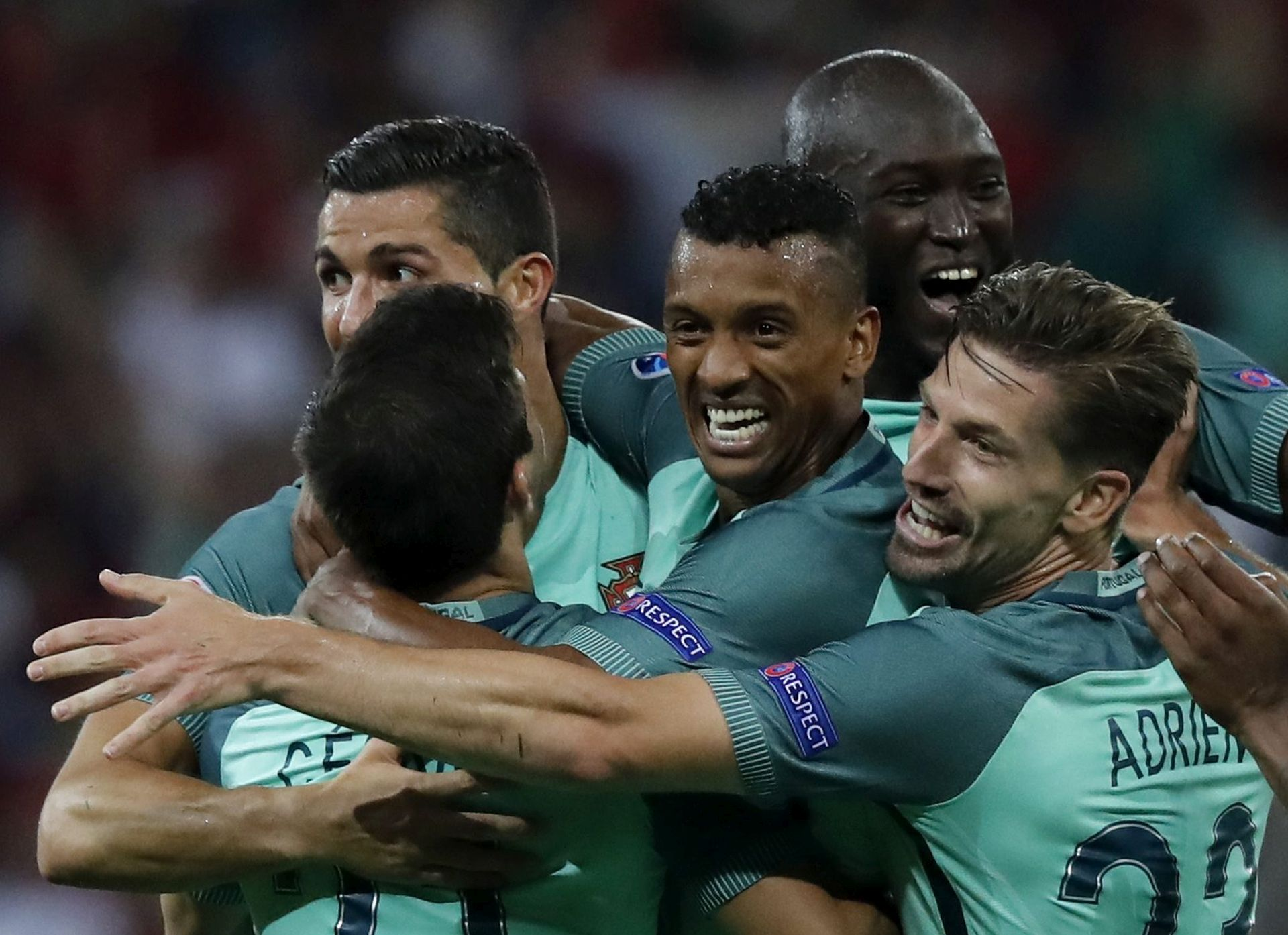 EURO 2016: Statistika utakmice Portugal – Wales (2-0)