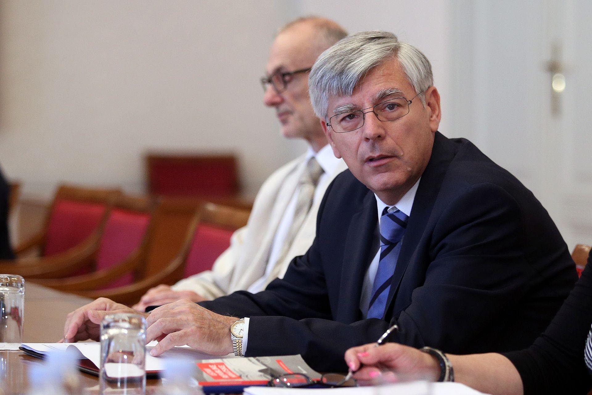 REINER: Zakazana sjednica Sabora neće se održati, SDP ne želi sudjelovati