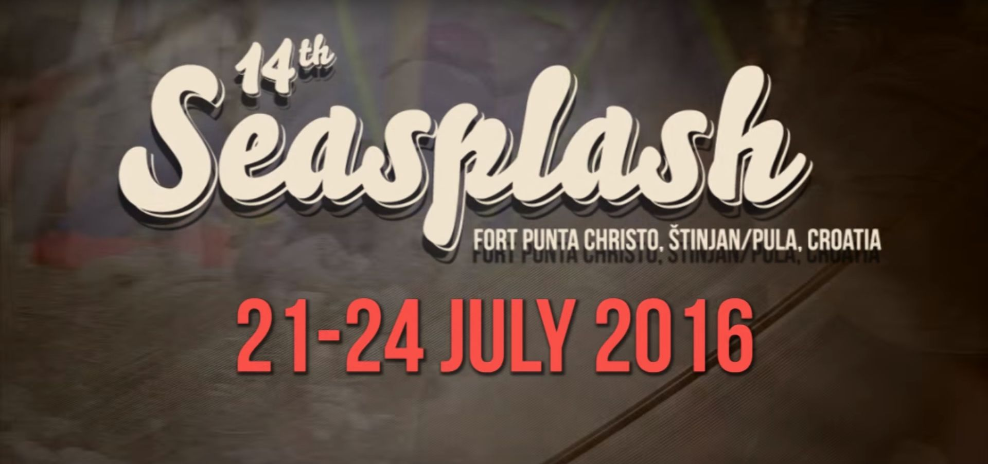 VIDEO: U Puli počeo 14. Seasplash festival