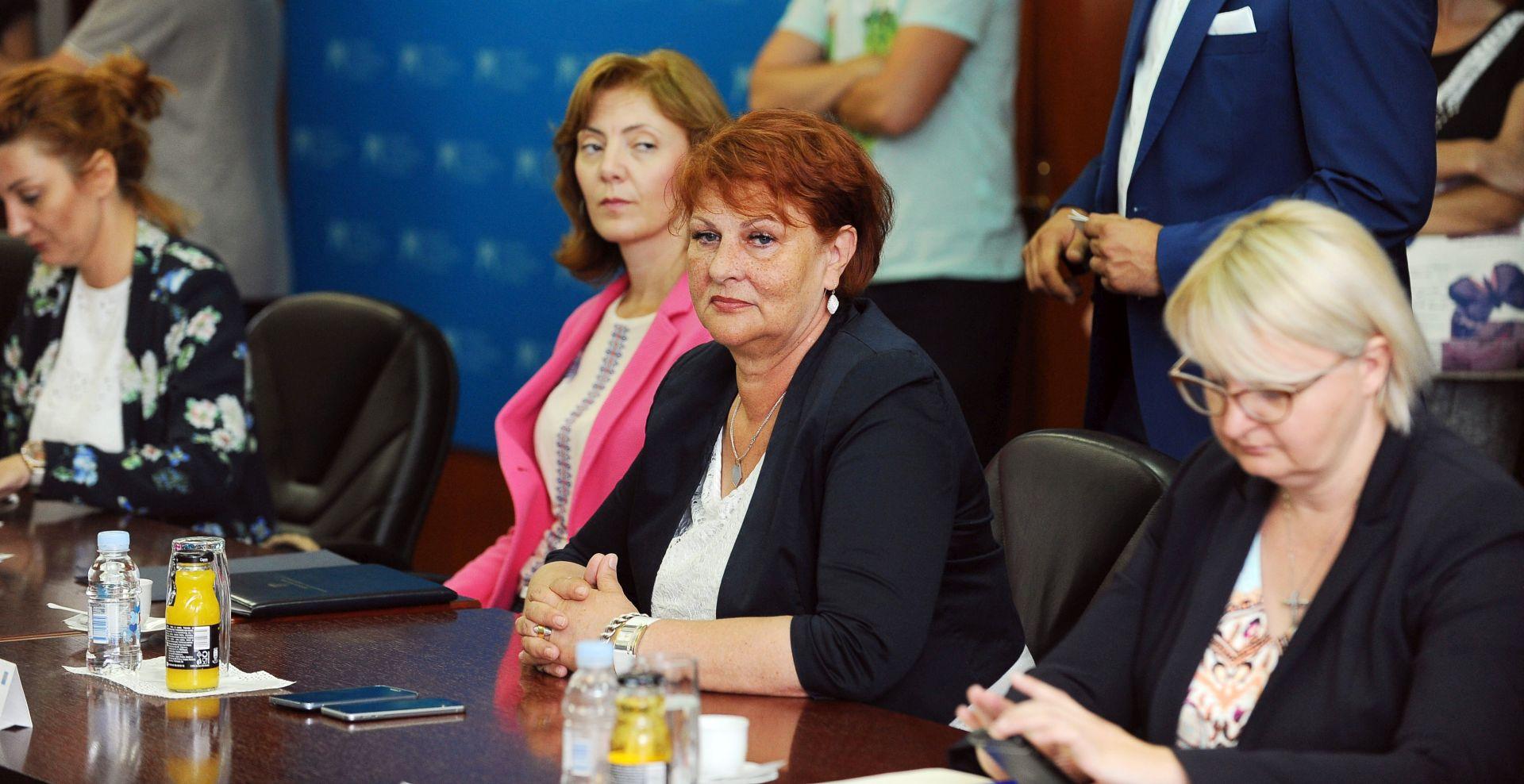 Ministrica Šikić: Povećati izdvajanja za Drugi mirovinski stup