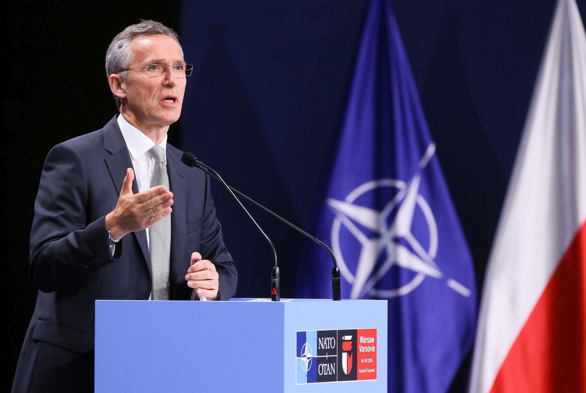 Stoltenberg: Nema približavanja stajališta NATO-a i Rusije oko Ukrajine