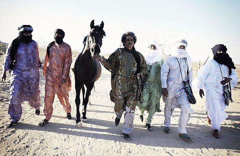Pustinjski bluzeri u borbi protiv izbjeglištva
