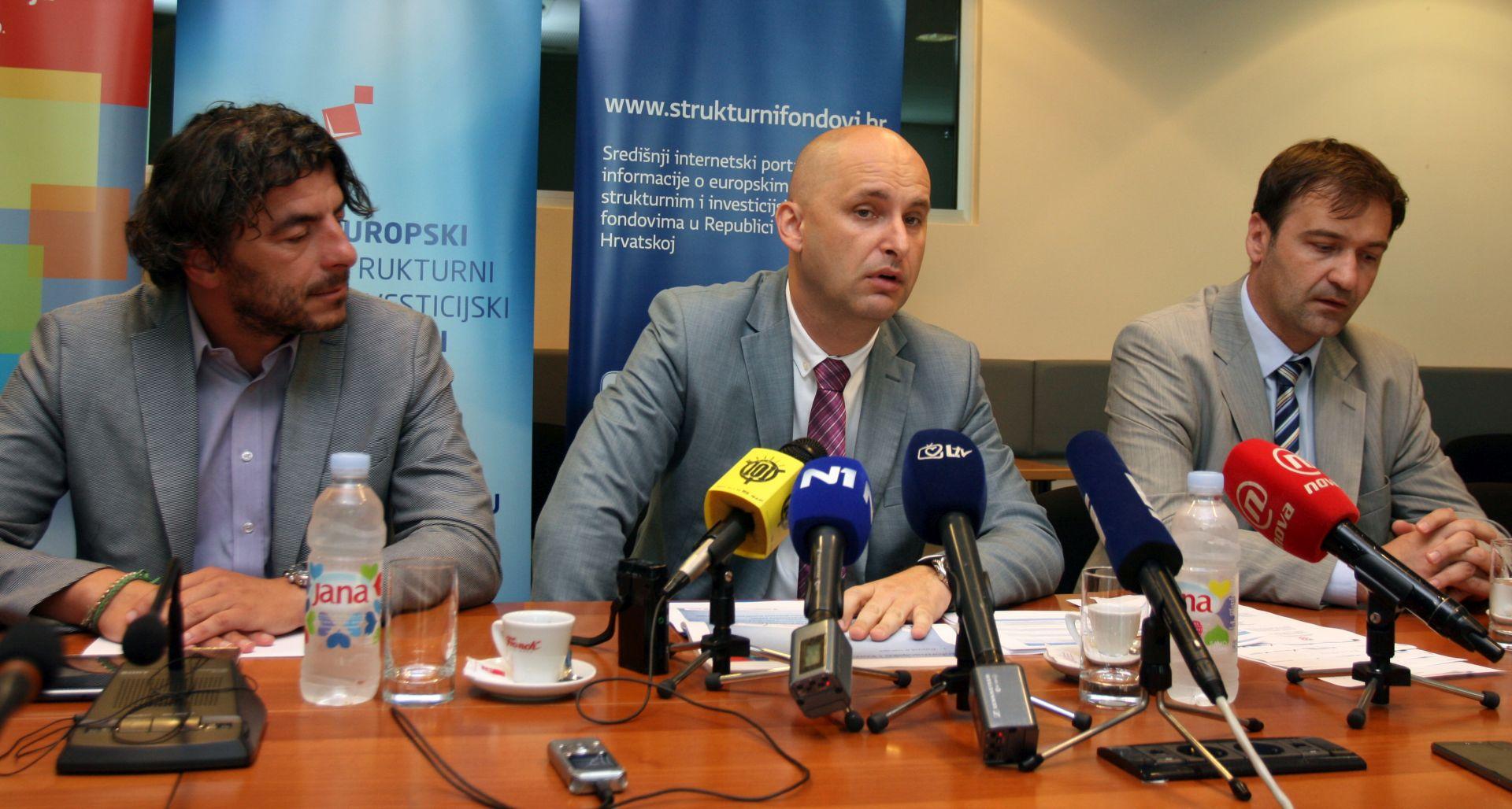 TOLUŠIĆ: Sedam natječaja za EU-ova sredstva iz zdravstva, socijalne skrbi i e-usluga