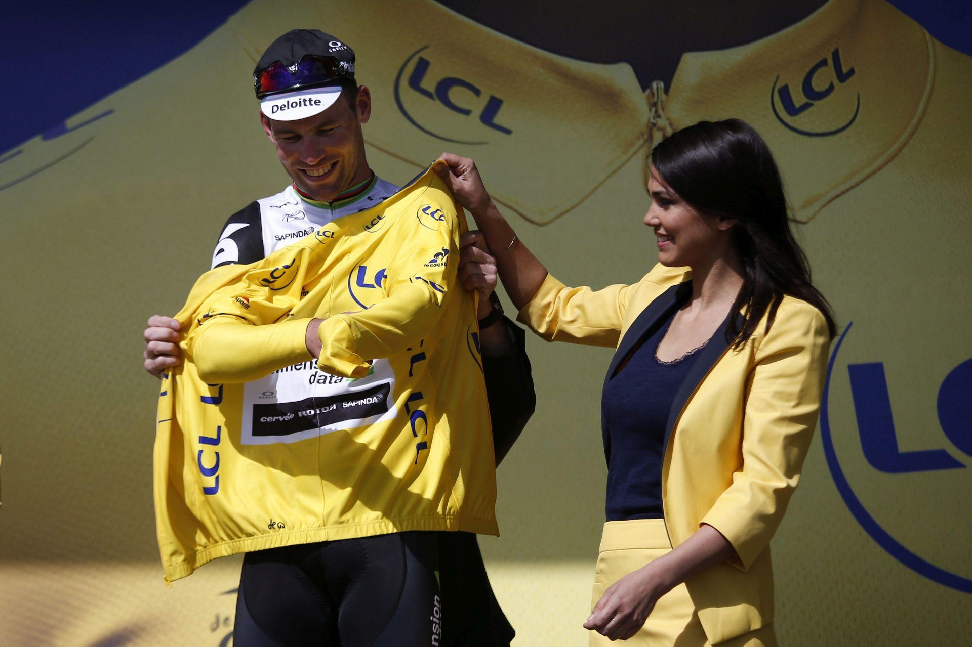 Tour de France: Cavendishu etapa, Contador pao, nastupila dva Hrvata