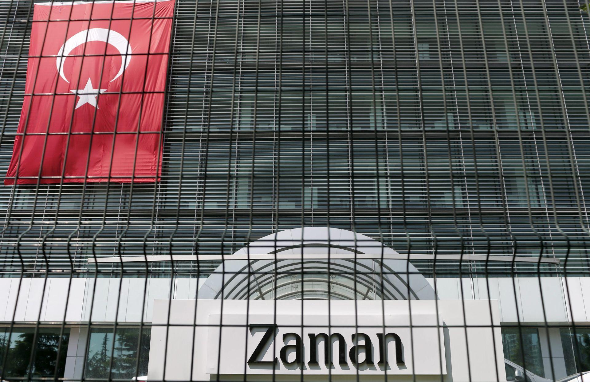 Turska policija uhitila 61 prosvjednika u Ankari