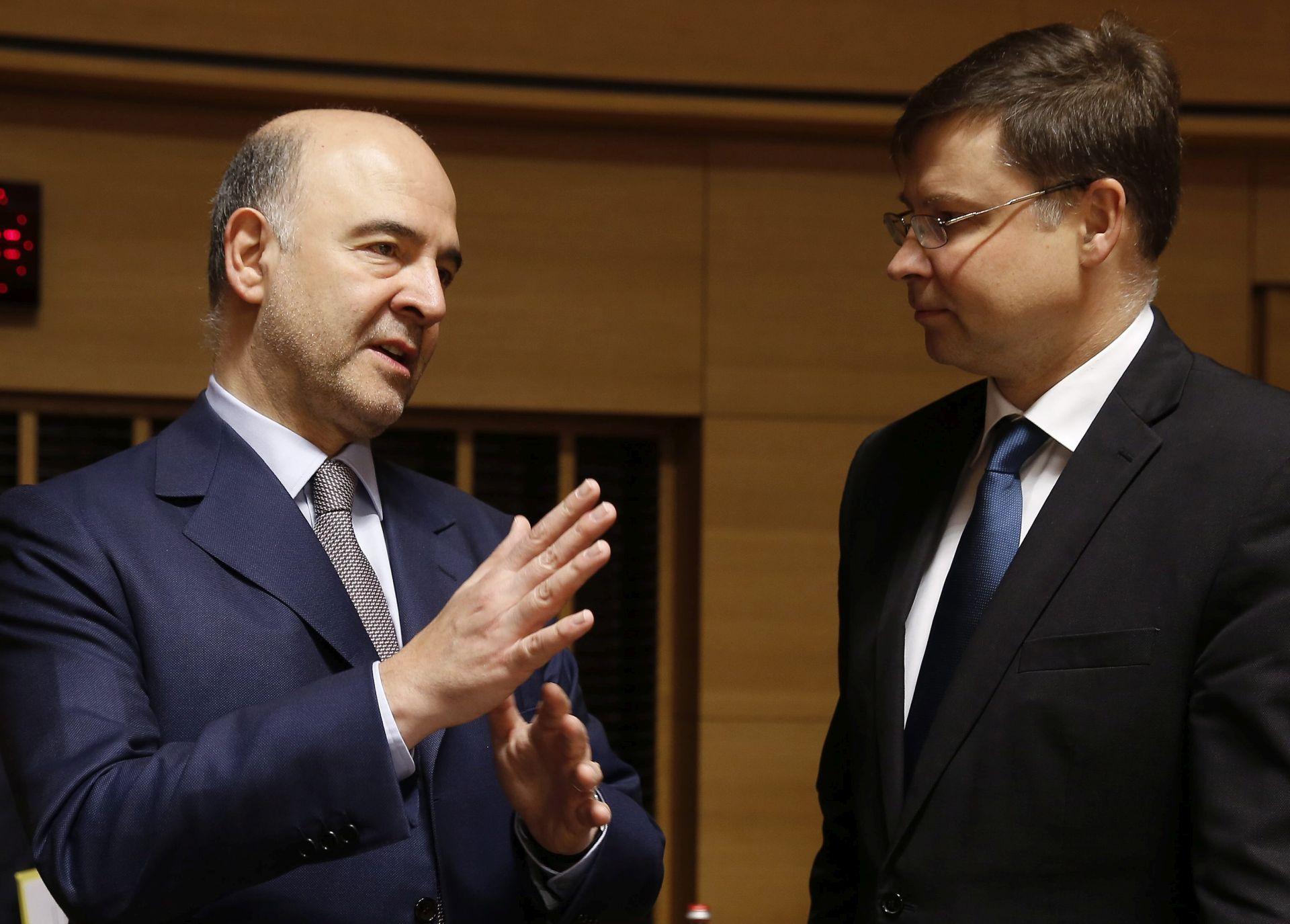 EU: Španjolska i Portugal krše proračunske propise