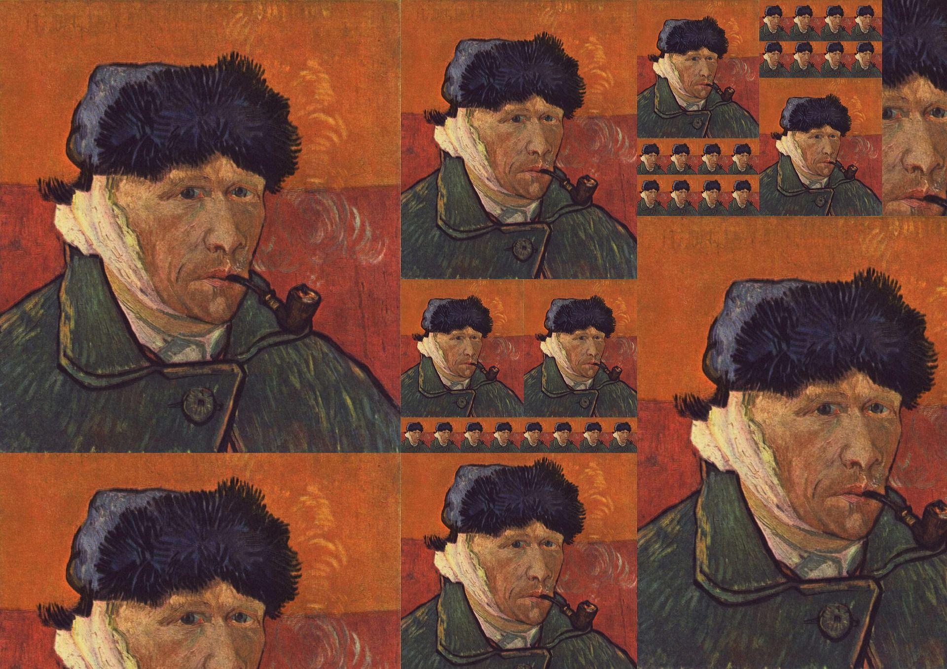 CRTEŽI OTKRIVAJU NOVE DETALJE Van Gogh si je odrezao cijelo uho