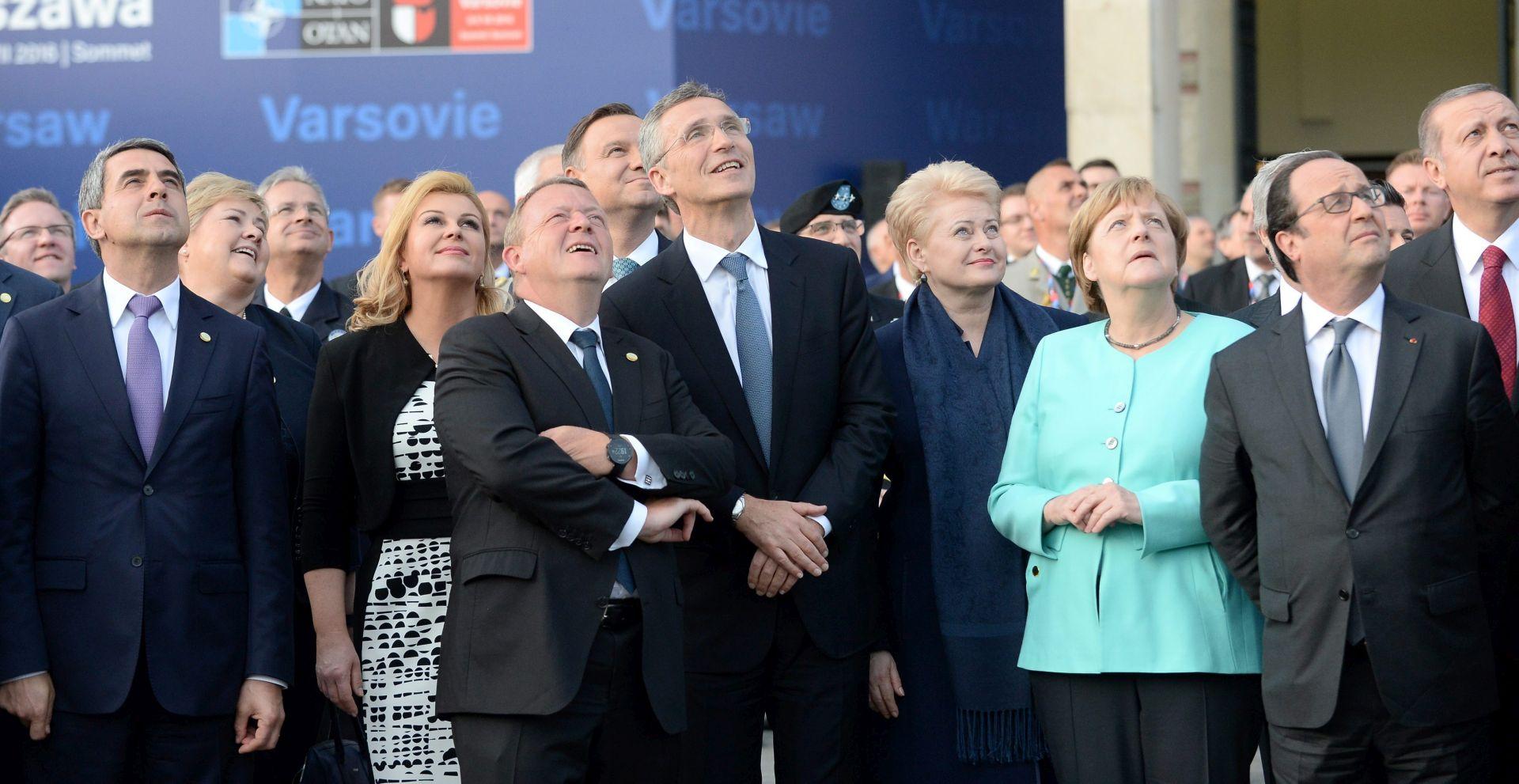 SUMMIT NATO-a: Varšava i nacionalni stadion pretvoreni u sigurnosnu utvrdu