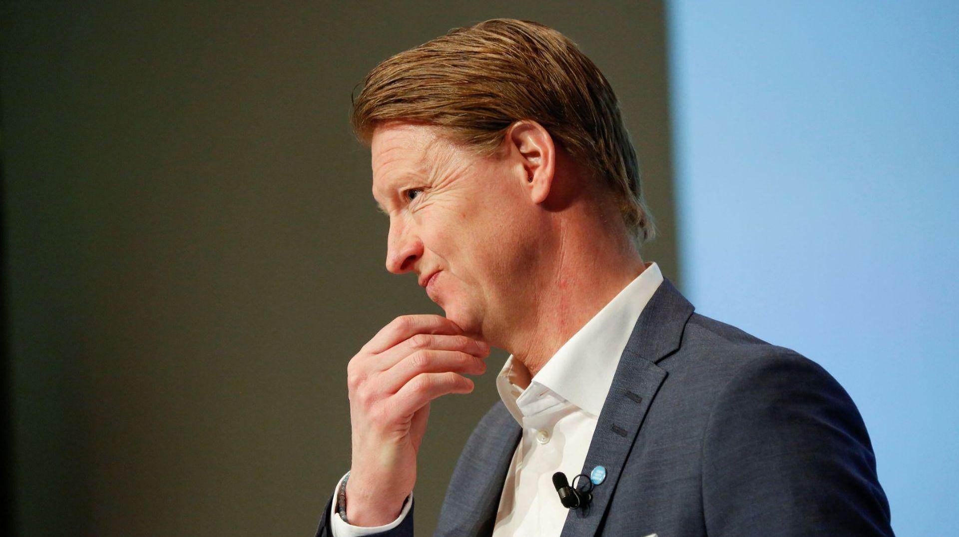 Šef Ericssona Hans Vestberg podnio ostavku nakon slabih poslovnih rezultata