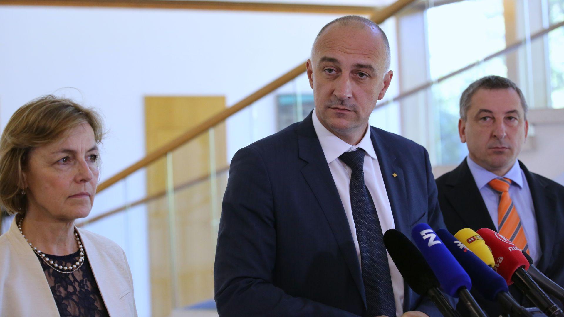 IVAN VRDOLJAK: Počinju pregovori s SDP-om o zajedničkom izlasku na izbore