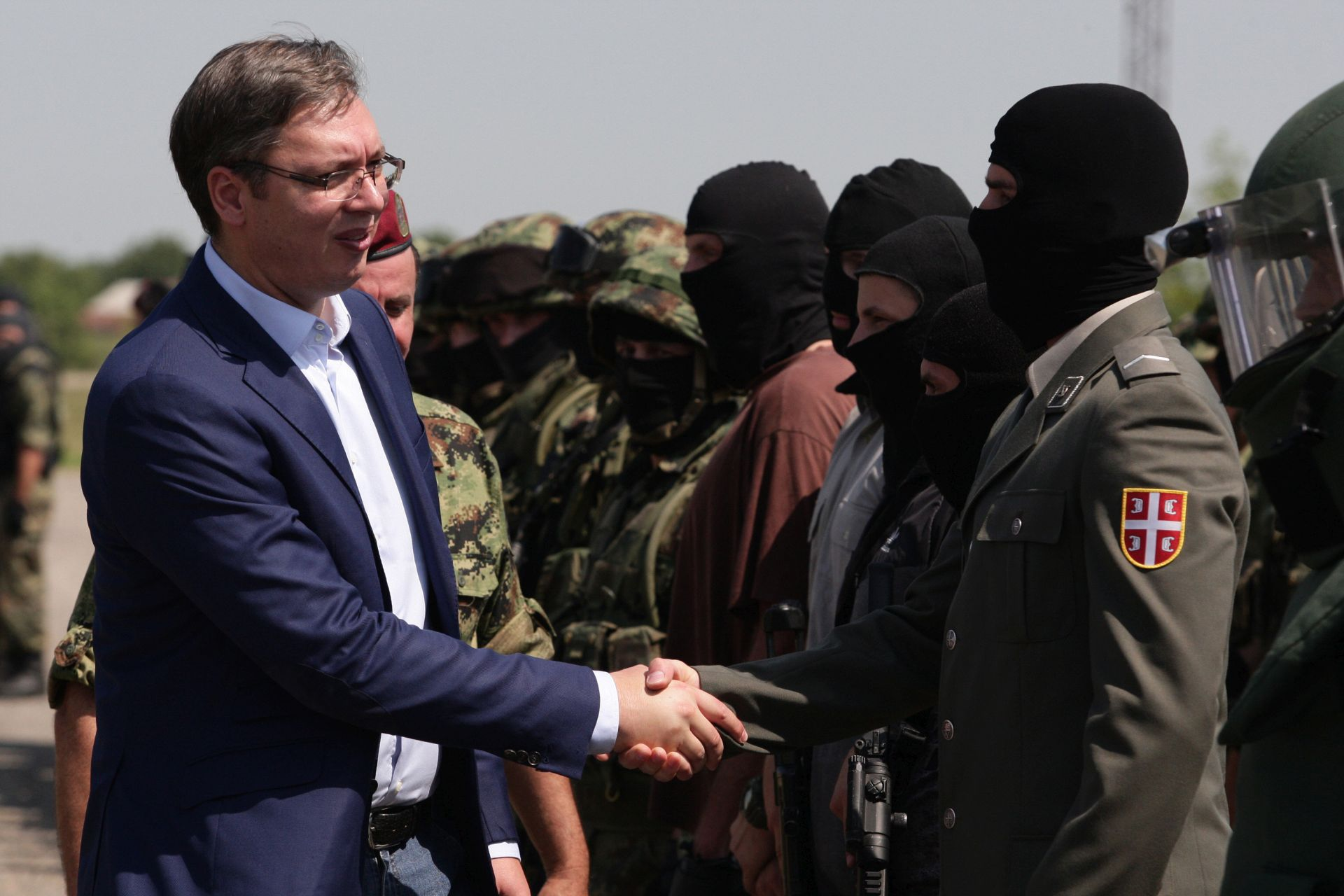 PONIŠTENJE PRESUDE STEPINCU Vučić: Srbija će uvijek biti na strani antifašizma