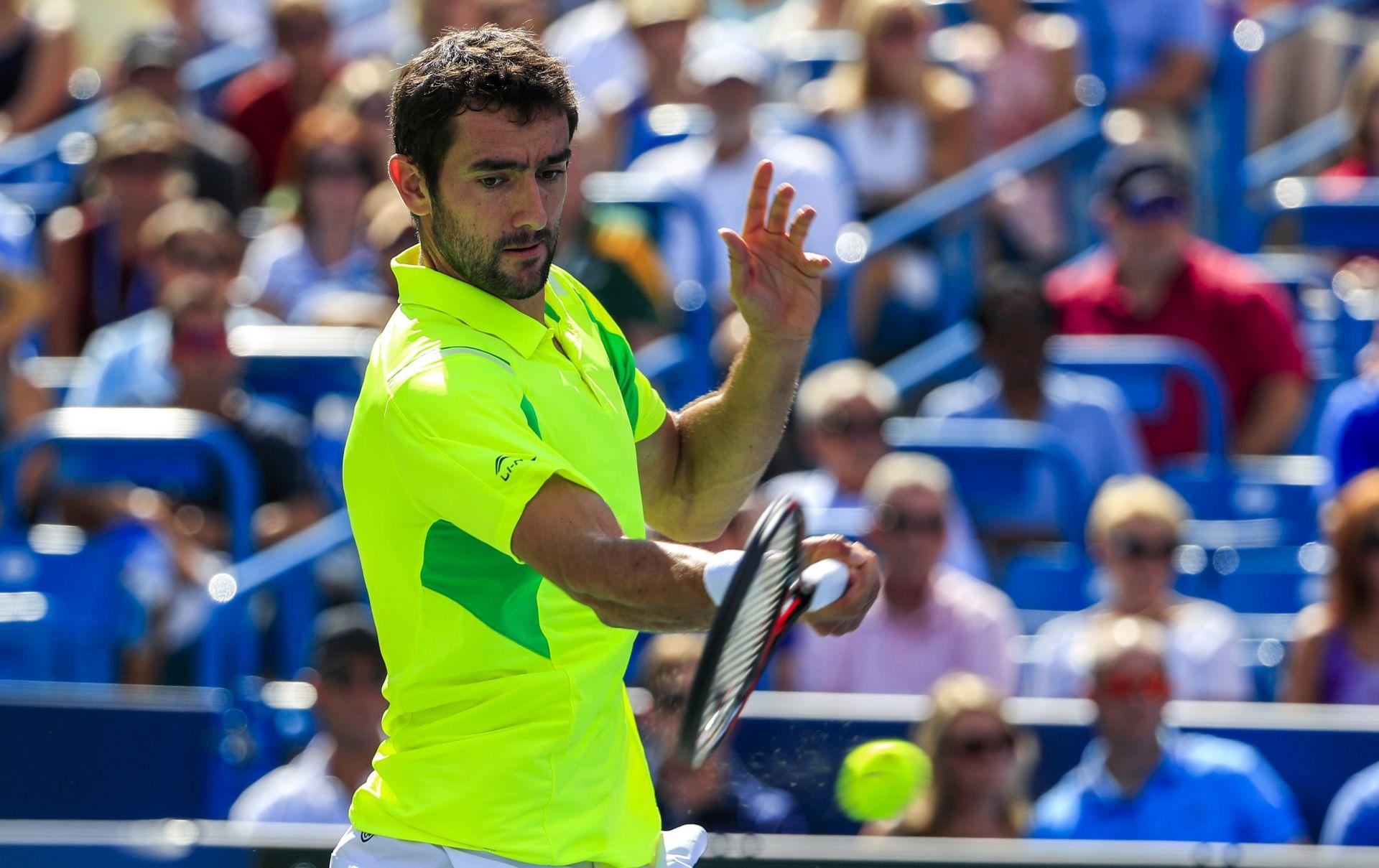 ATP: Marin Čilić i dalje na devetom mjestu