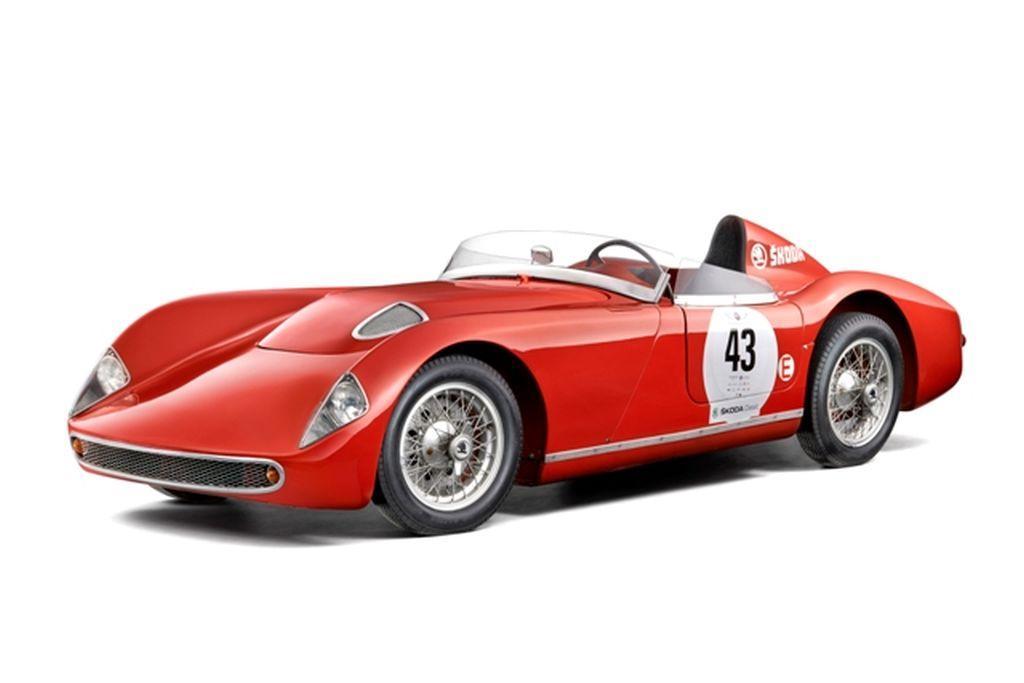 ŠKODA na natjecanju AvD-Oldtimer-Grand-Prix oživljava svoju 115 godina dugu povijest u motorističkom sportu
