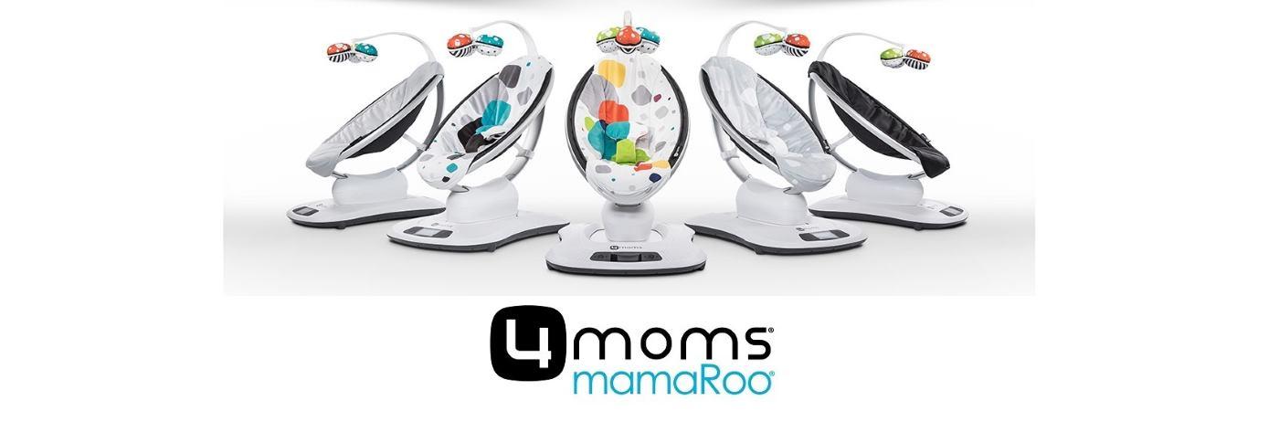 4 MOMS MAMAROO Robotska ljuljačka oponaša roditeljsko njihanje
