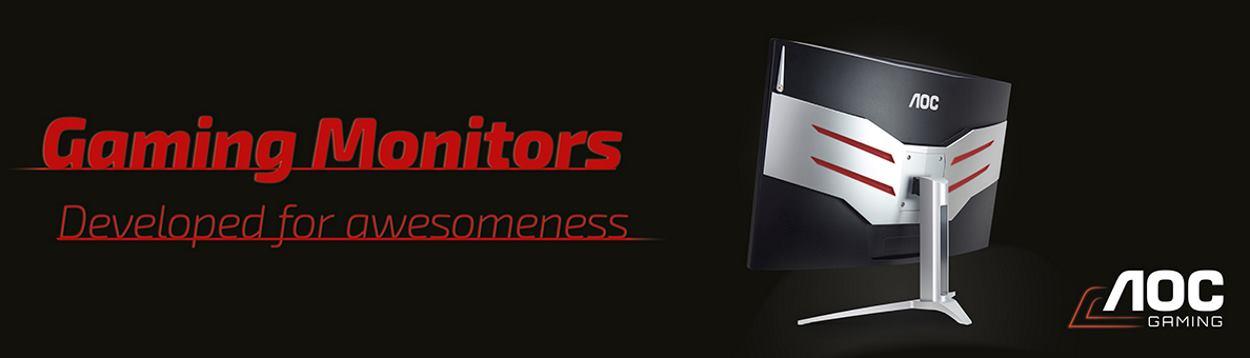 VIDEO: AOC će predstaviti liniju igraćih monitora AGON na Gamescom sajmu u Kölnu