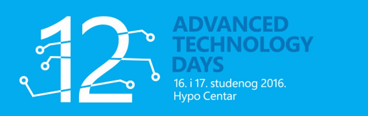 Konferencija Advanced Technology Days u zagrebačkom Hypo centru (16. i 17. studenog)