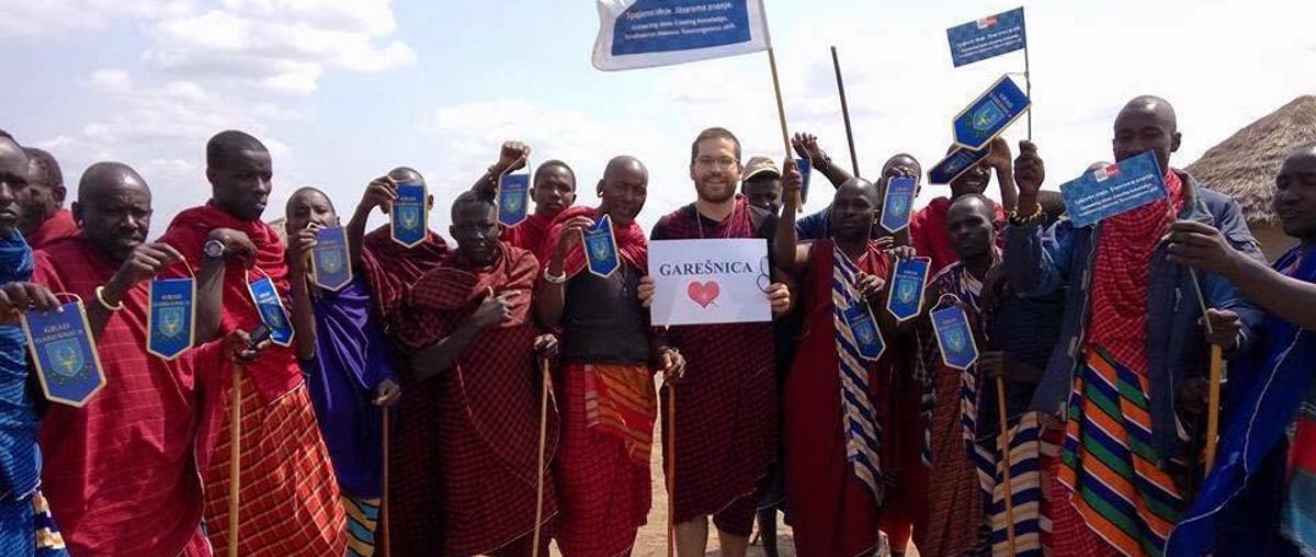 FOTO: Dejan Nemčić sretno se vratio iz Afrike i podijelio svoje dojmove