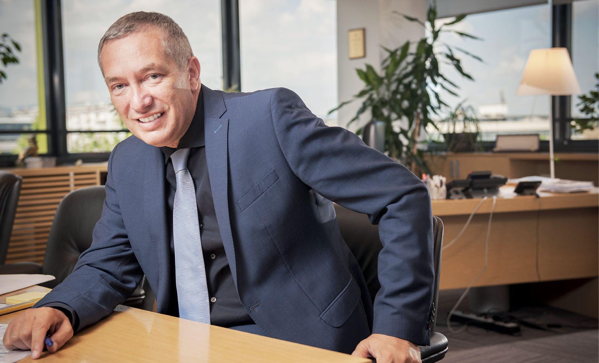 INTERVIEW: DRAGAN KOVAČEVIĆ 'Janaf dokazuje da se hrvatskoj ekonomiji mogu otvarati nova tržišta i da u biznisu treba znati iskoristiti čak i faktor sreće'