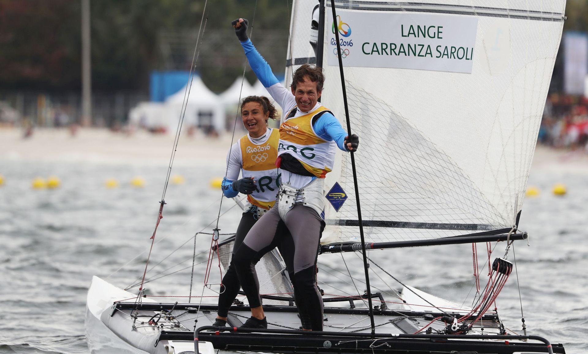 NEVJEROJATNA PRIČA 54-GODIŠNJAKA Argentinac pobijedio rak, ostao bez plućnog krila i osvojio zlato u Riju
