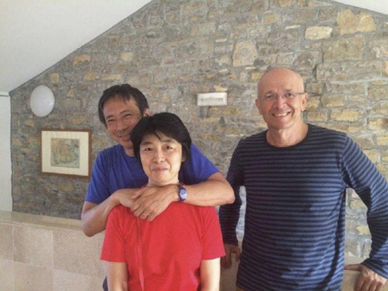 LJETNA ŠKOLA ARHITEKTURE KREŠIMIRA ROGINE I VINKA PENEZIĆA Japanski arhitektonski senzibilitet u Grožnjanu