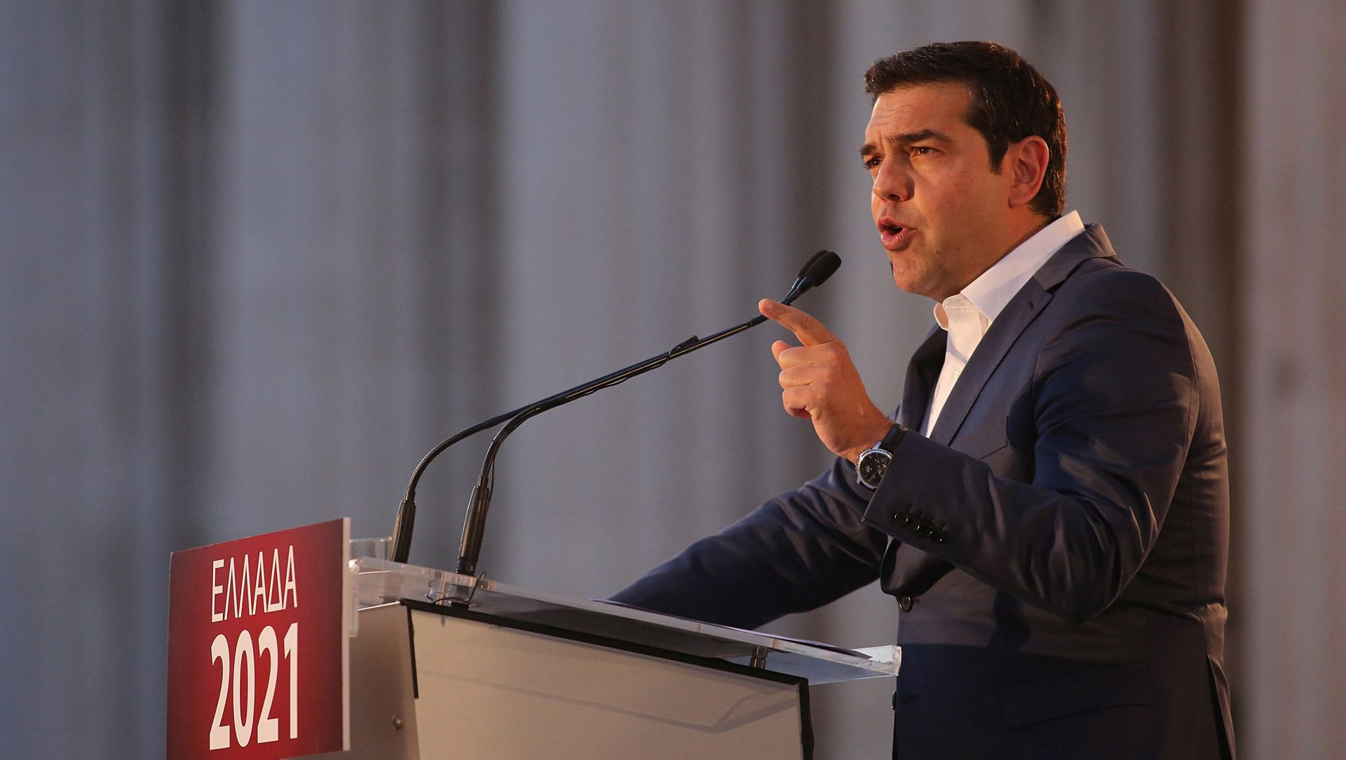 Cipras poziva na daljnje smanjenje grčkog duga