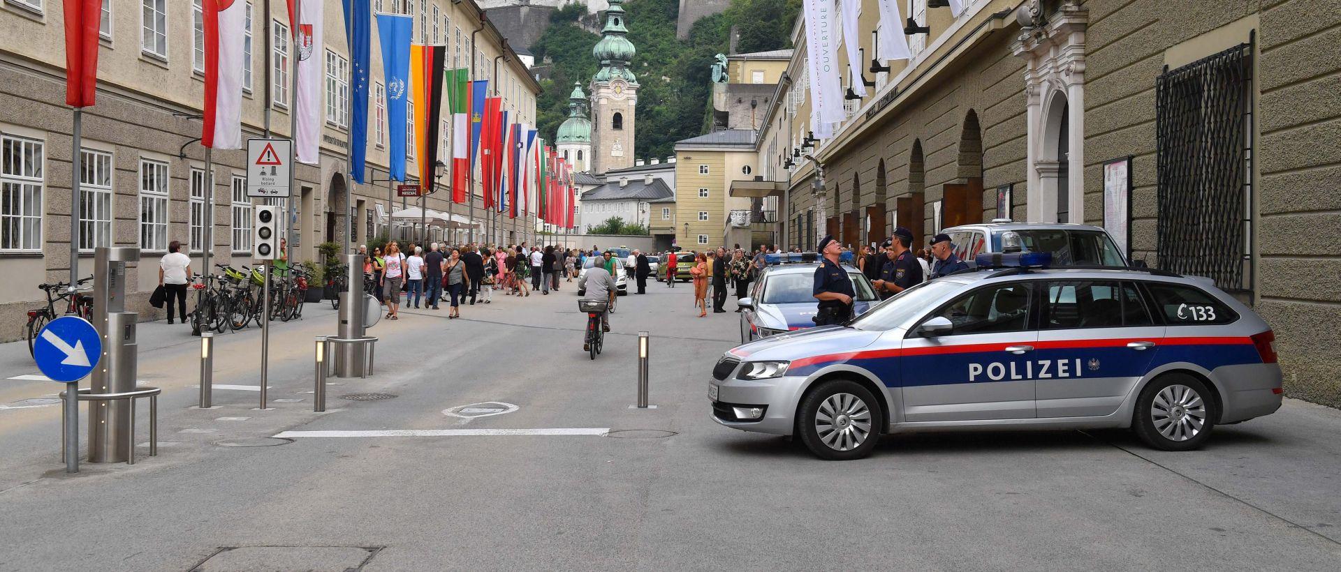 Terorističke prijetnje napadima na policijske postaje u Austriji