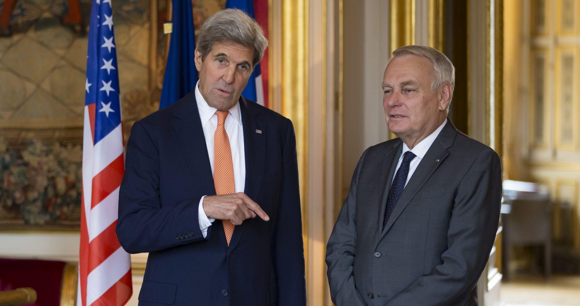 Francuska traži od Rusije da osudi uporabu kemijskog oružja u Siriji