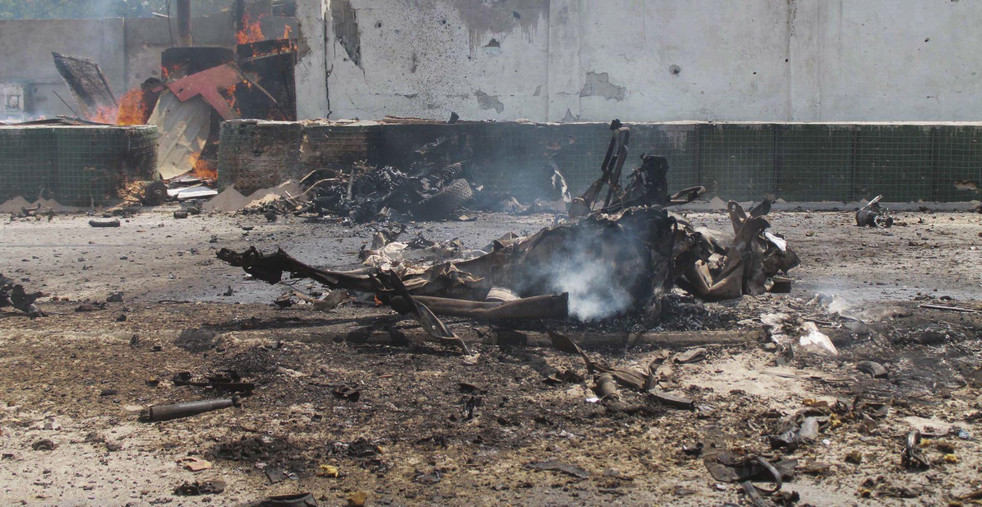 NAPAD ISLAMSKE DRŽAVE Eksplozija kamion bombe u Iraku, gotovo 80 mrtvih