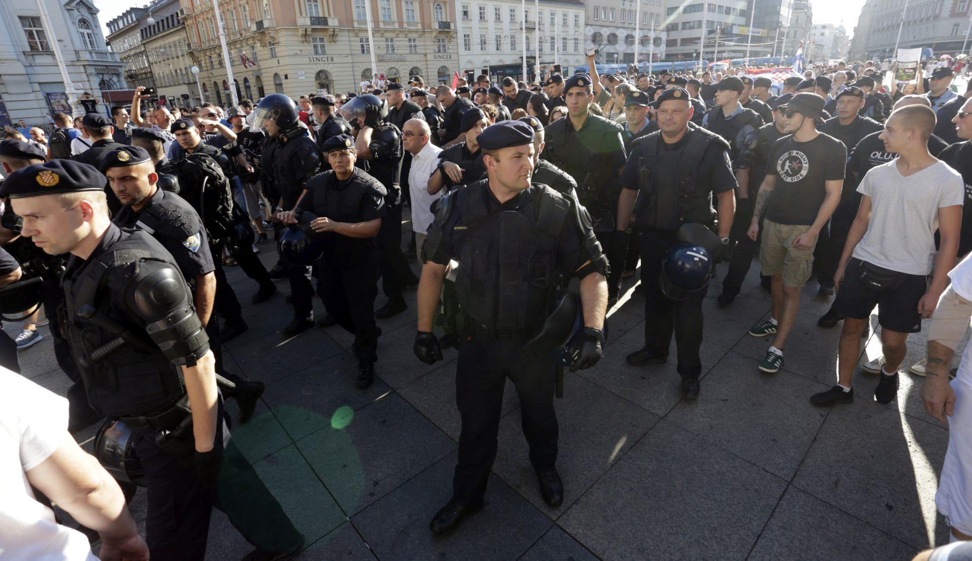 Udruge: Orepić i policija su odgovorni za ulično nasilje