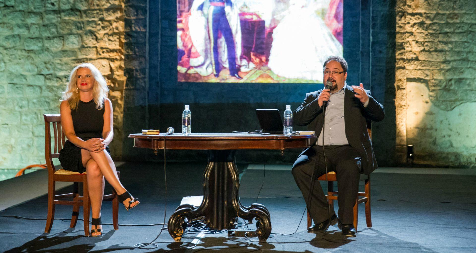 DUBROVAČKE LJETNE IGRE Postavljen multimedijalni projekt o nadvojvodi Maksimilijanu i Carloti