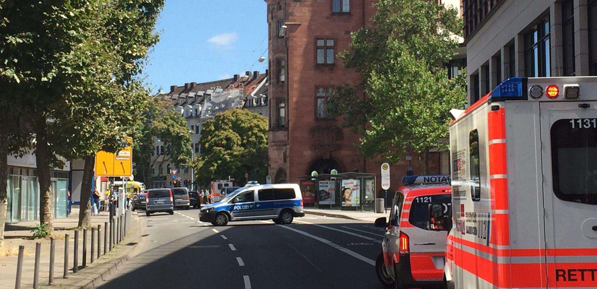 """Drama u restoranu """"Dubrovnik"""" u Saaerbrueckenu zbog obiteljske svađe"""