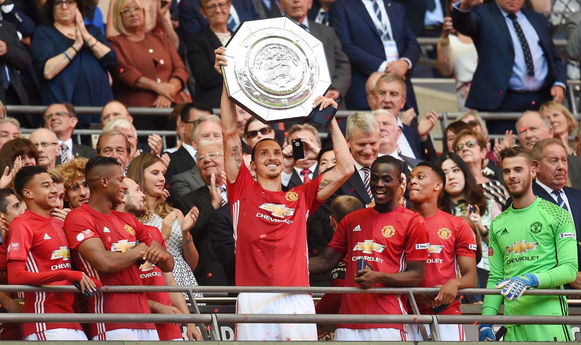 VIDEO: IBRA DONIO PRVI TROFEJ Manchester United osvojio Community Shield