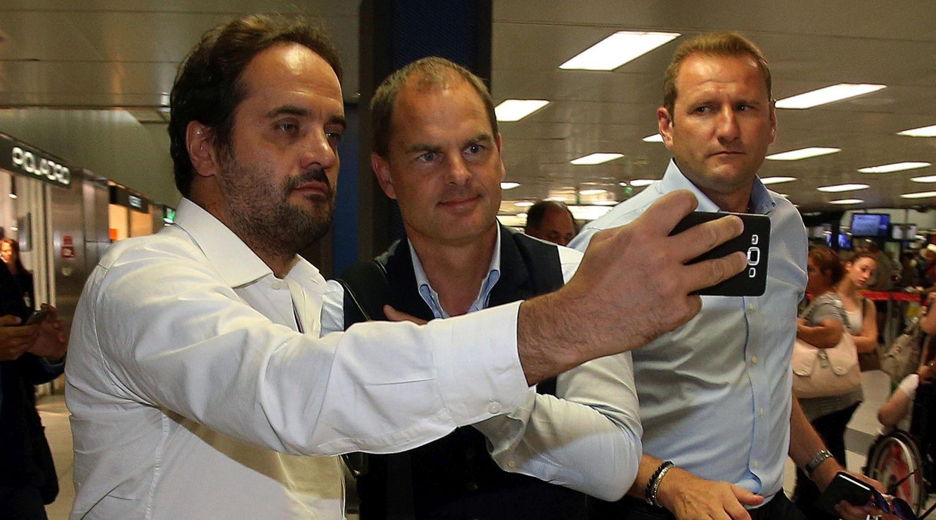 Inter imenovao Franka de Boera novim trenerom