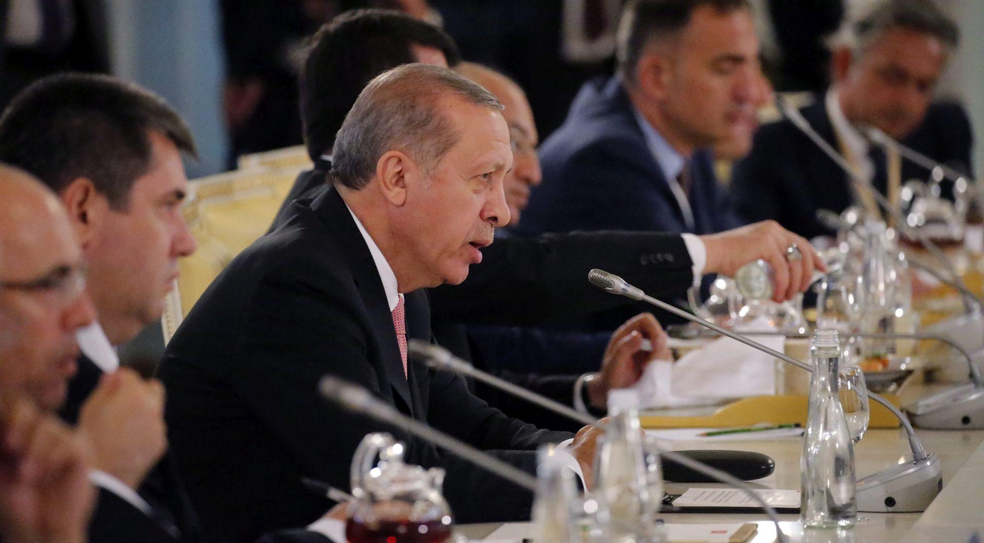 Turska se želi priključiti EU-u do 2023.