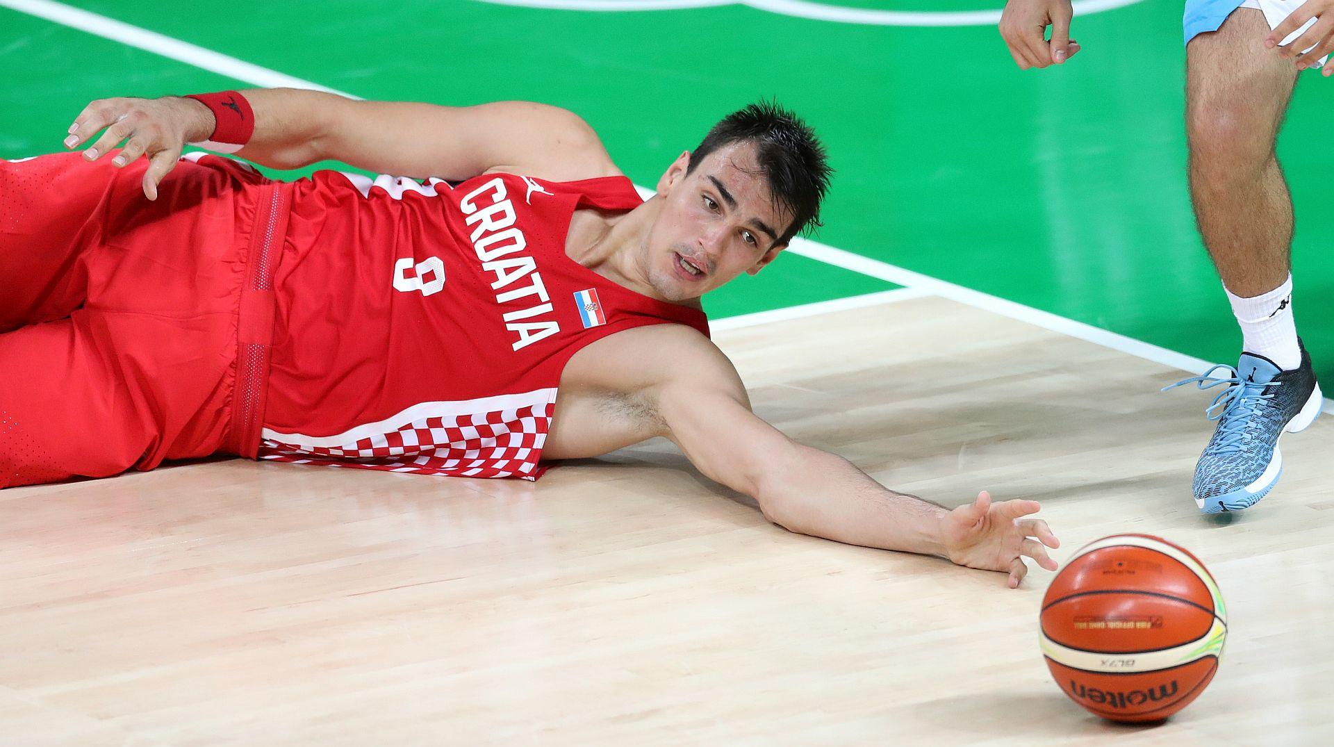 OI KOŠARKA Hrvatska umalo nadoknadila minus 20, Argentina slavila sa +8