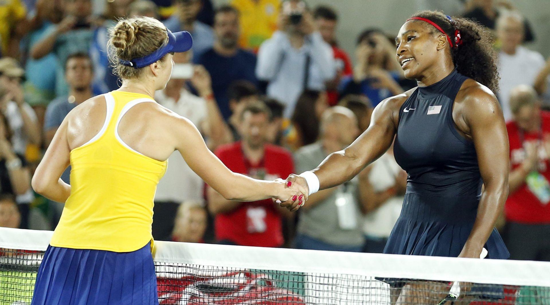 OI TENIS Nakon Đokovića, sa Olimpijskih igara u obje kategorije ispala i Serena Williams
