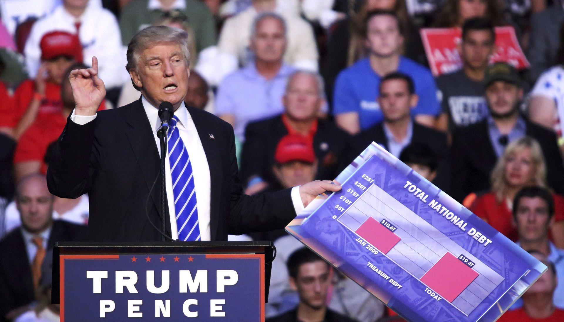 Donald Trump žali zbog uvredljivih riječi