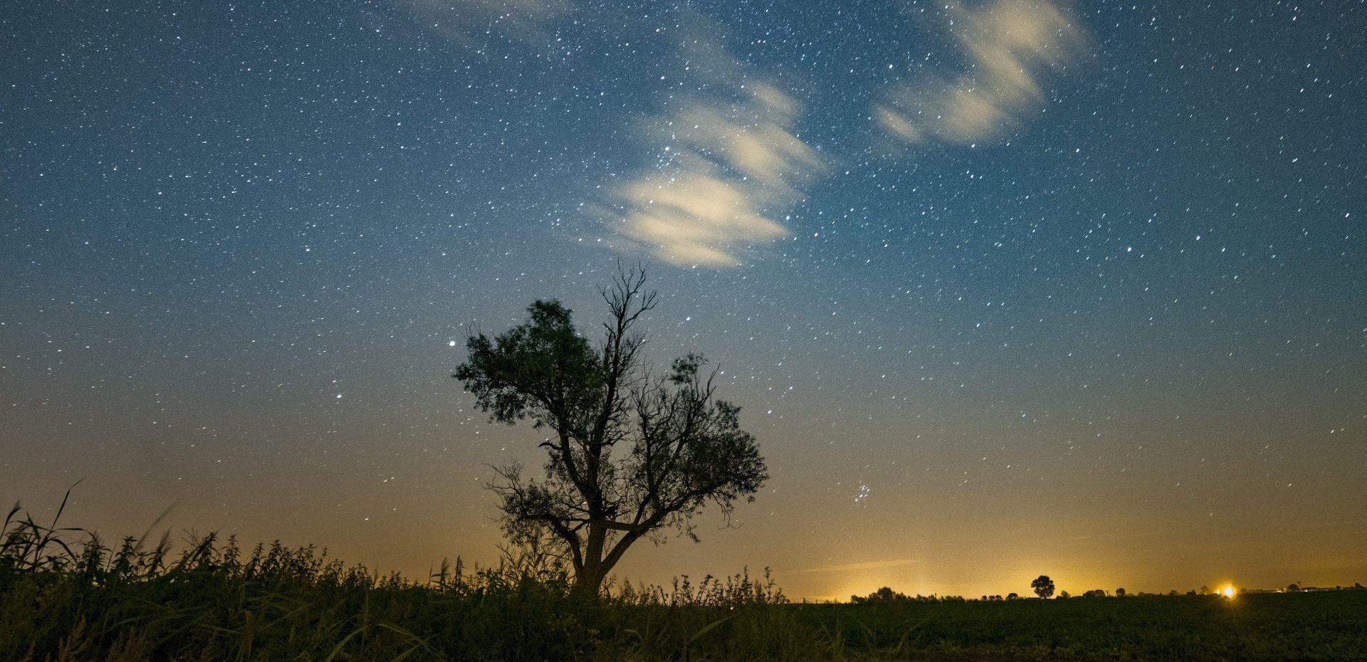 U noći s četvrtka na petak nebom će padati spektakularna kiša meteora