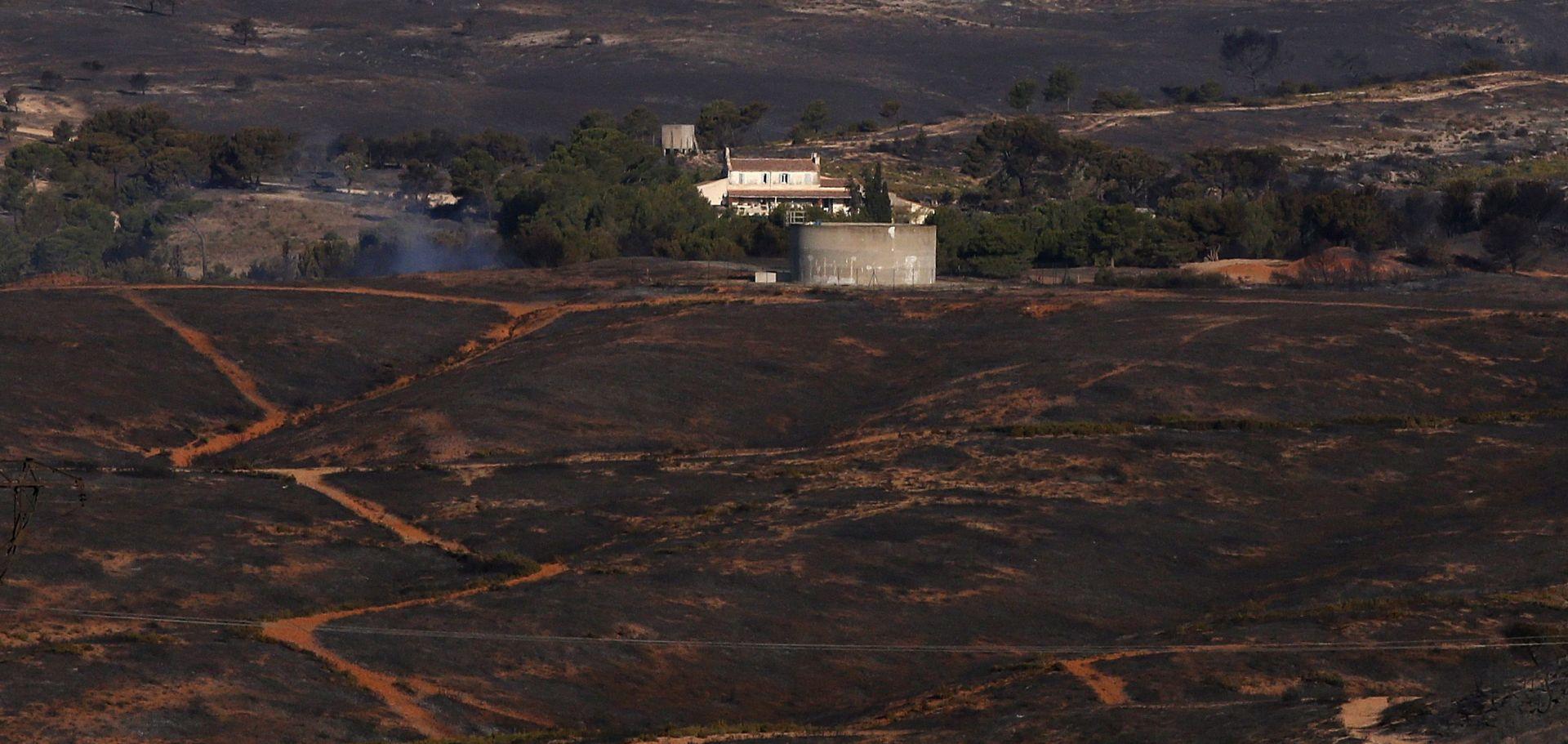 VATRA PRIJETI MARSEILLEU Tisuću i pol vatrogasaca na terenu, evakuirane stotine ljudi
