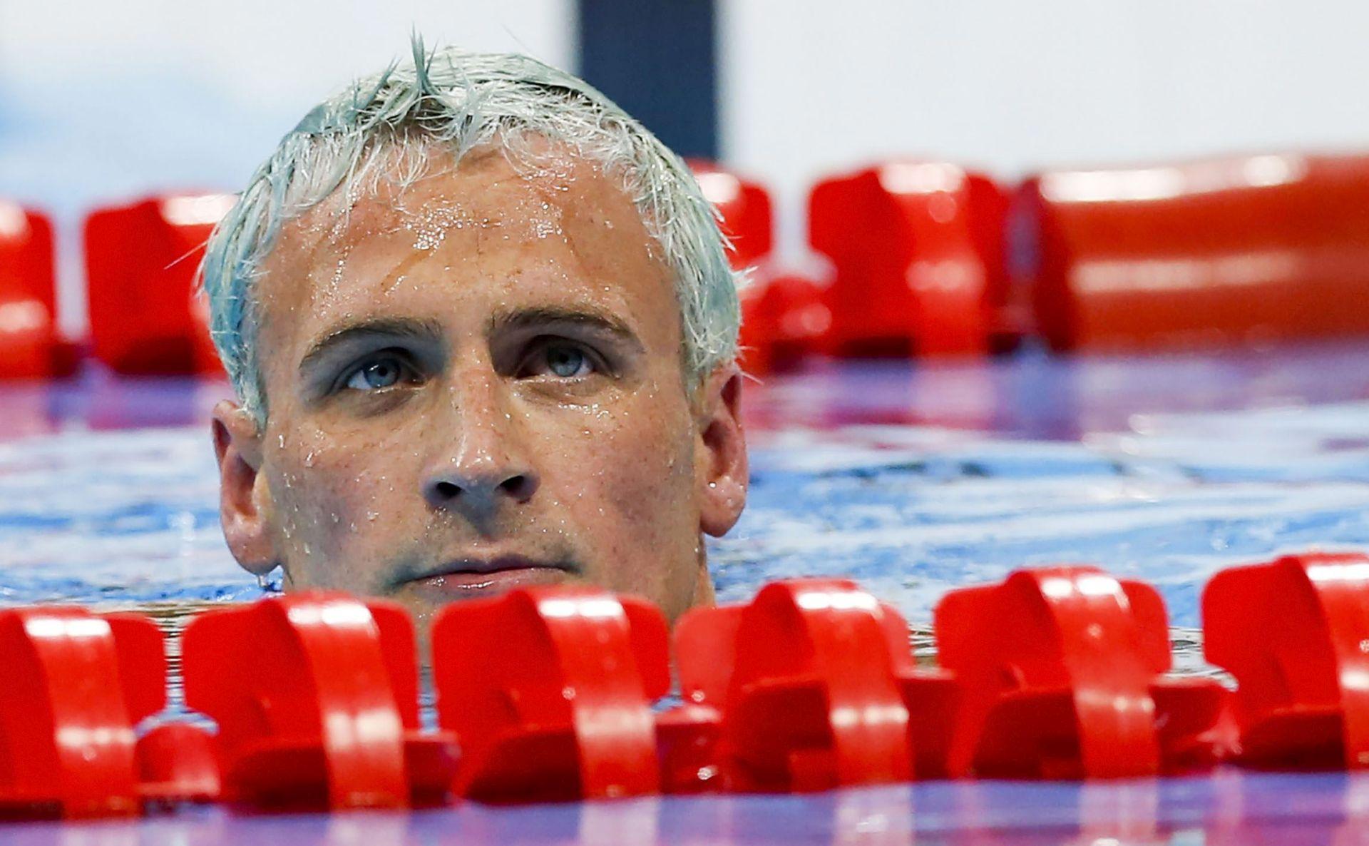 TVRDILI DA SU OPLJAČKANI Američki olimpijski odbor ispričao se zbog 'nedopustivog ponašanja' plivača
