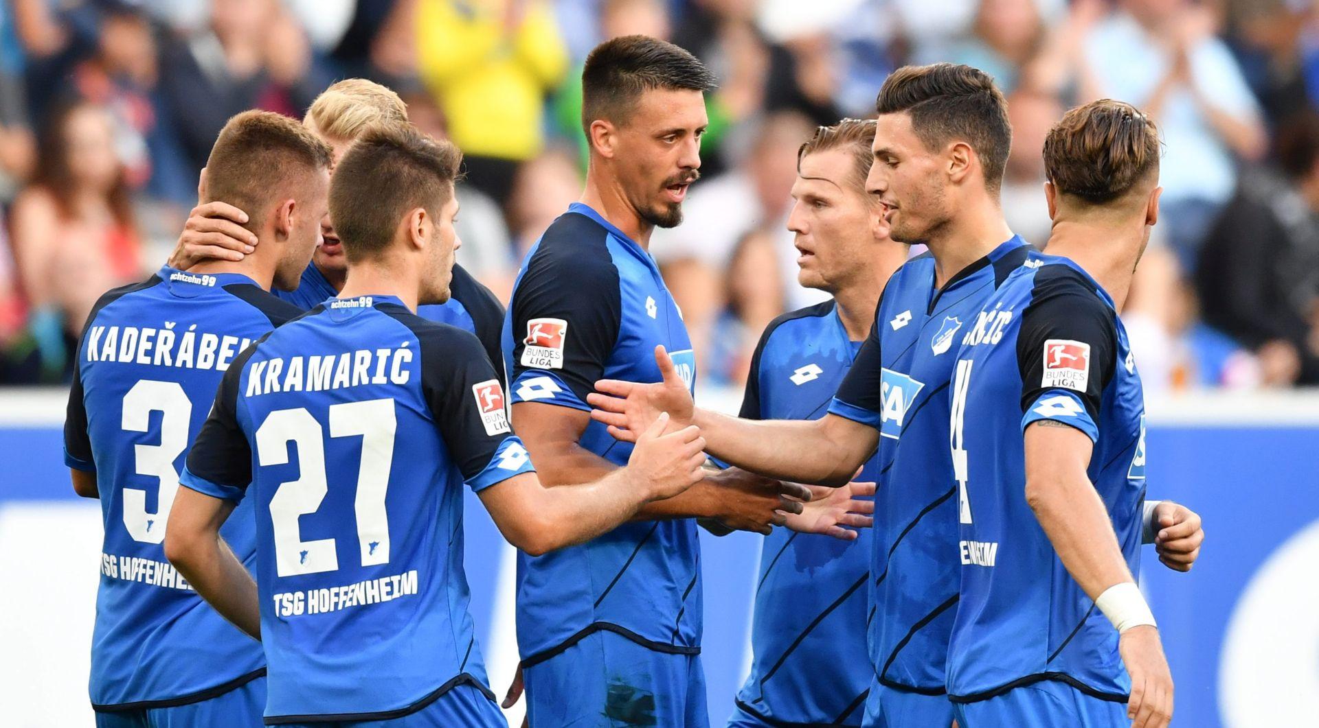 BUNDESLIGA Remi Hoffenheima, Kramarić dobio 20 minuta