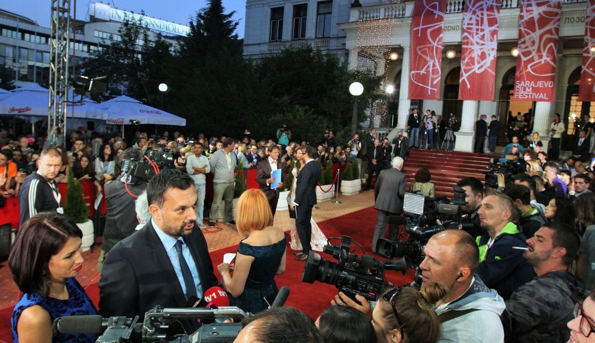 """ZAVRŠEN 22. SFF """"Zviri"""" Miroslava Sikavice posebna nagrada žirija za kratki film"""